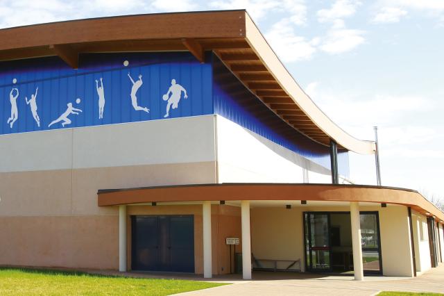 Costruzione strutture sportive